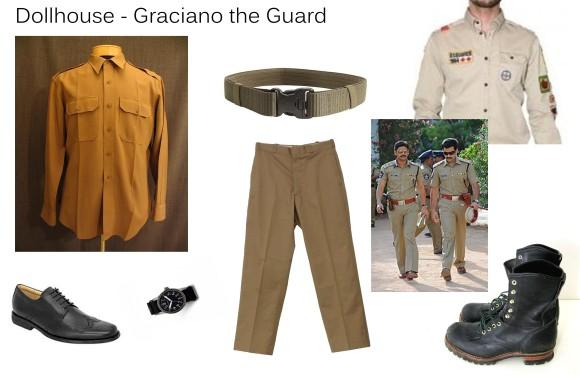 Guard Costumes