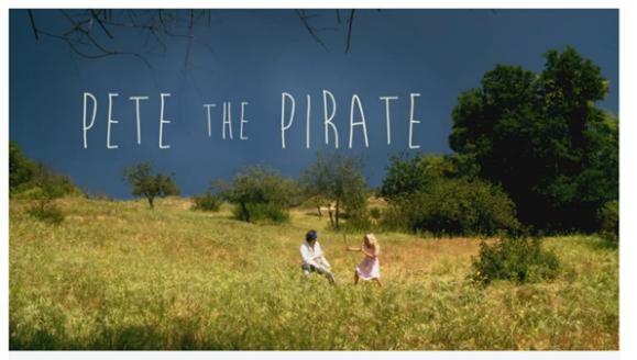 Pete The Pirate Intro