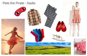Pete the Pirate Lookbook