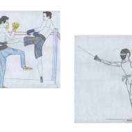Havana Boxing and English Fencing
