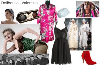 Valentina's Costumes