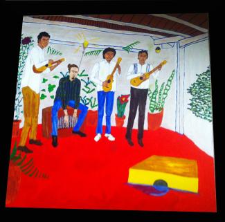 Los Cojolitos : Jacob's House
