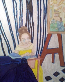 Vermeer was Ultramarine