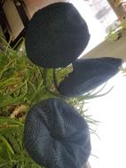 Winter hat cuts